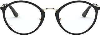 Vogue Women's Vo5286 Round Prescription Eyeglass Frames