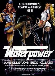 Waterpower Poster Movie 11x17