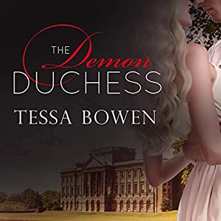 The Demon Duchess     An Aristocrat Falls for a Cowboy Second Chance Romance (The Demon Duchess Series, Book 2)              By:                                                                                                                                 Tessa Bowen                               Narrated by:                                                                                                                                 Virginia Ferguson                      Length: 11 hrs and 4 mins     4 ratings     Overall 5.0