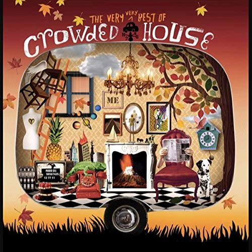 The Very Very Best Of Crowded House [2 LP]
