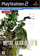 [Import Anglais]Metal Gear Solid 3 Snake Eater Game PS2