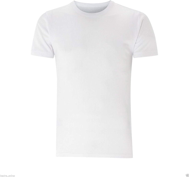 T-shirt thermique /à manches courtes pour homme
