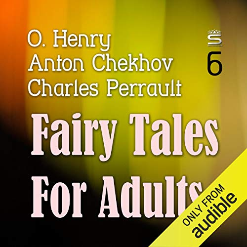 Fairy Tales for Adults, Volume 6 cover art