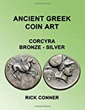 Ancient Greek Coin Art Corcyra Bronze - Silver
