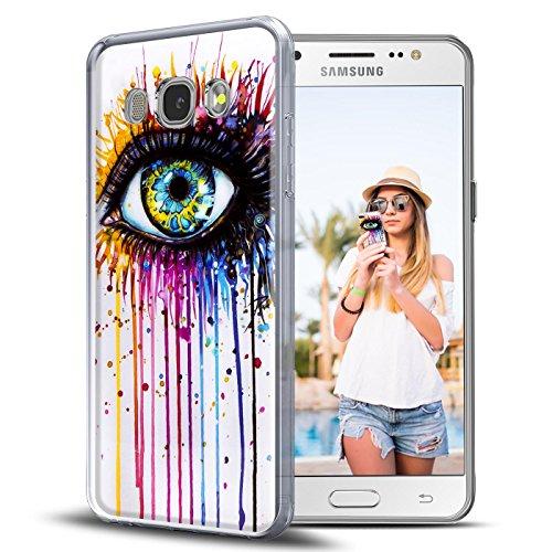 Conie PC33153 Picture Hülle Kompatibel mit Samsung Galaxy S3 / S3 Neo, Rückschale mit Motiven Silikon TPU Backcover für Galaxy S3 Galaxy S3 Neo Bumper Motiv Abstract