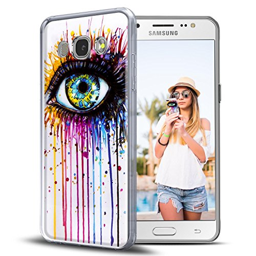Conie PC33153 Picture Case Kompatibel mit Samsung Galaxy S3 / S3 Neo, Rückschale mit Motiven Silikon TPU Backcover für Galaxy S3 Galaxy S3 Neo Bumper Motiv Abstract