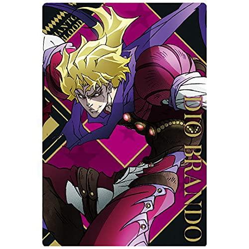 ジョジョの奇妙な冒険 ウエハース The Animation Special [2.ディオ・ブランドー](単品)※カードのみです。お菓子は付属しません。