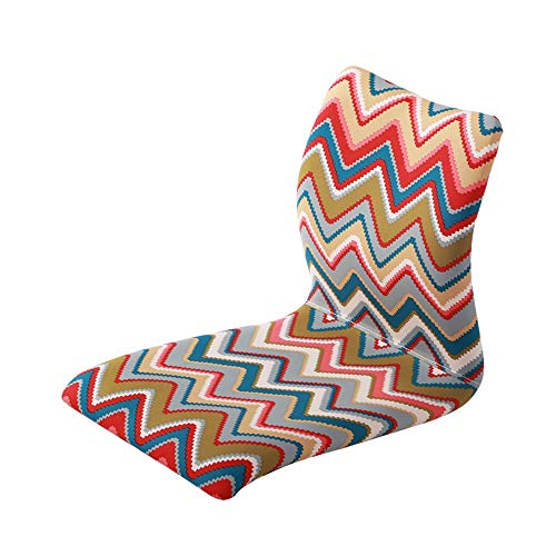 Faules Sofa Faule Couch, Schlafsofa Stuhl, Stilvolles Bodensofa (herausnehmbar Waschbar, Faltbar) mwsoz (Color : #1)