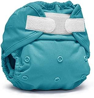 Rumparooz One Size Cloth Diaper Cover Aplix, Aquarius