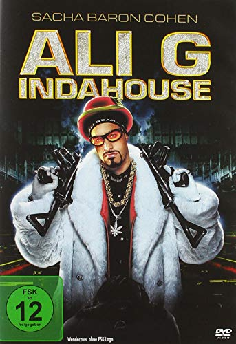 Ali G Indahouse [Alemania] [DVD]