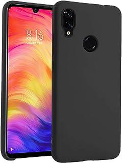 vibtier Funda para Xiaomi Redmi Note 7 Pro Funda Flexible TPU Silicona Ultrafino Case Shock-Absorción Bumper Carcasa Xiaomi Redmi Note 7 Mobile Phone Cover 2019