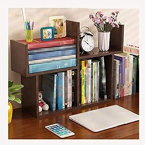 TX En la Mesa Escritorio de estantería Mini estanterías pequeñas ...