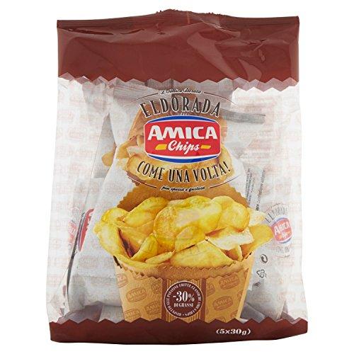 Amica Chips Multipack Eldorada, 5 x 30g
