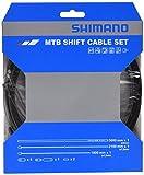 Shimano MTB SP41 Cable, Negro, Única