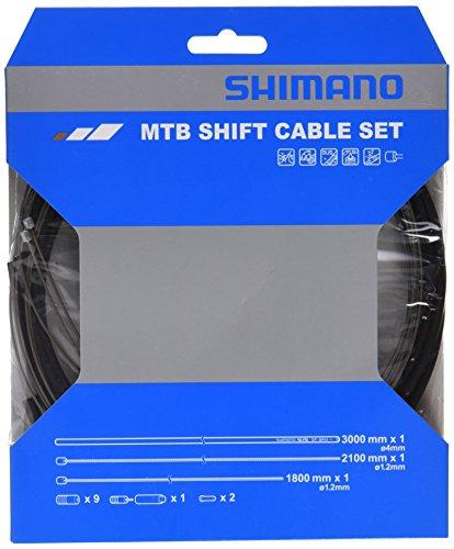 Shimano Schaltkabel-Set MTB OT-41 Schaltzug, schwarz, 3.000 mm
