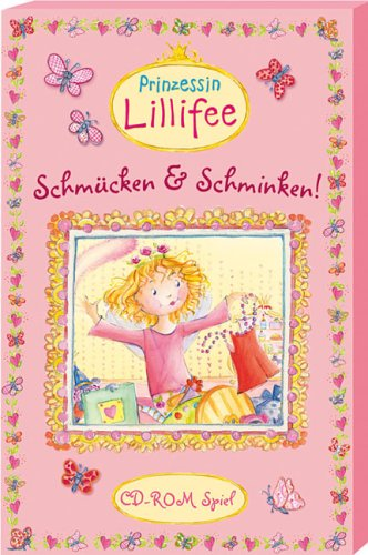 Prinzessin Lillifee CD-ROM: Schmücke & Schminken: CD-ROM Spiel