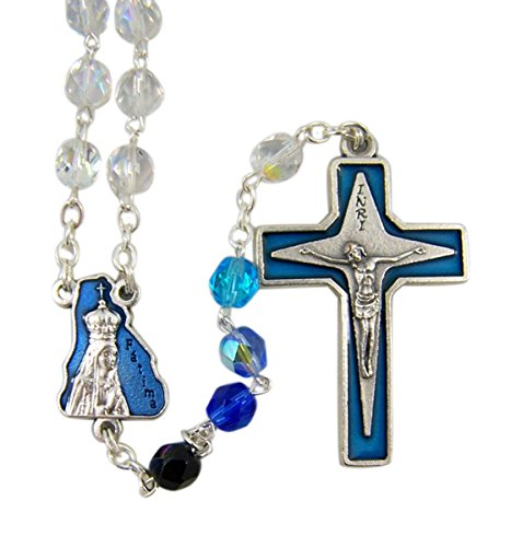 Estatua Virgen marca Specialty Rosaries