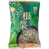 カネナしょうゆ カネナフリーズドライ根菜汁 10.9g