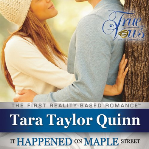 True Vows: It Happened on Maple Street audiobook cover art