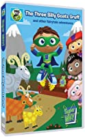 Super Why: Three Billy Goats Gruff & Other Fairy [DVD] [Import]