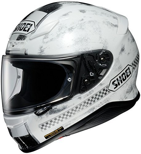 Shoei Terminus RF-1200 Street Bike Racing Motorcycle Helmet - TC-6 / Small by Shoei