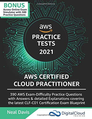 AWS Certified Cloud Practitioner Practice Tests