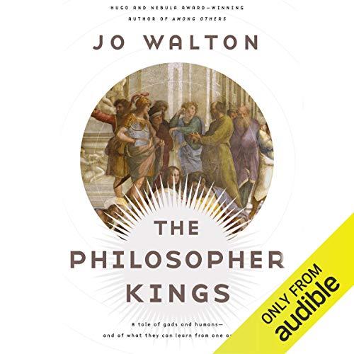 The Philosopher Kings audiobook cover art