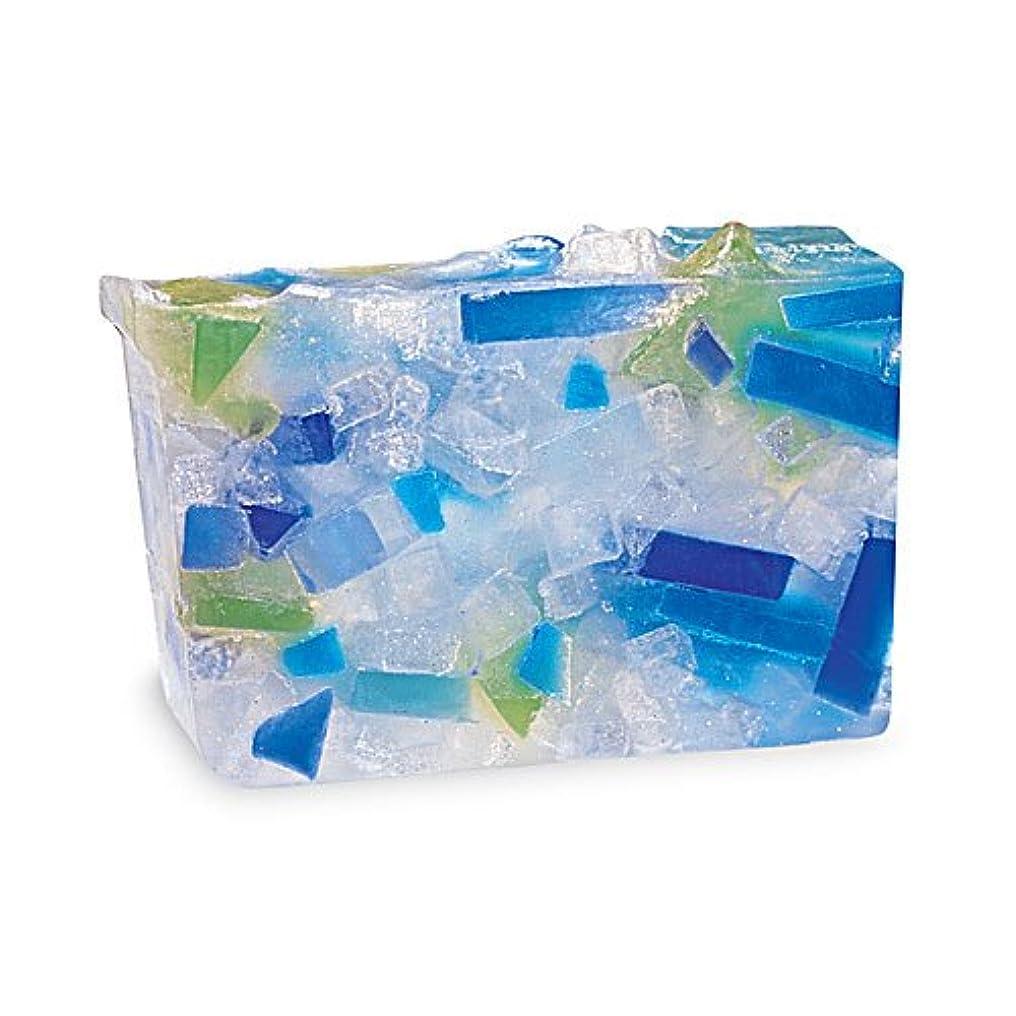 よりむちゃくちゃ安全なプライモールエレメンツ アロマティック ソープ ビーチグラス 180g 植物性 ナチュラル 石鹸 無添加