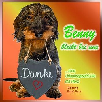 Benny bleibt bei uns (Eine Urlaubsgeschichte mit Herz)