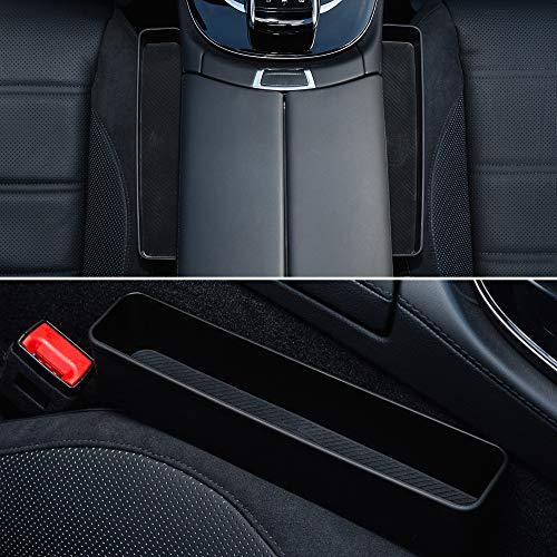 Skyward Car Seat Gap Filler - [2 Pack] Standard Version - Multifunctional Car Seat Organizer - Practical