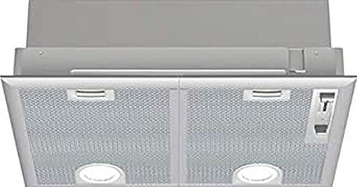Bosch DHL555BL Groupe filtrant Série 4 encastrable, 2 moteurs et 4 vitesses d'aspiration dont 1 intensive, Eclairage ...