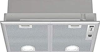 Groupe filtrant Bosch DHL555BL - Hotte aspirante Intégrable - largeur 53 cm - Débit d'air maximum (en m3/h) : 618 - Niveau...