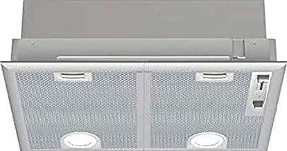 Bosch DHL555BL Serie 4 Lüfterbaustein / C / 53 cm / Silbermetallic / wahlweise Umluft- oder Abluftbetrieb / Schiebeschalter / Intensivstufe / Metallfettfilter spülmaschinengeeignet