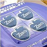 ゼロ磁場発生基板 ZM-014 ブルー 4個