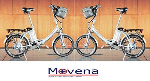 '2X Pedelec movena AFH 20, ' il Elegante 36V 15AH batteria, 20pollici bicicletta pieghevole bici pieghevole