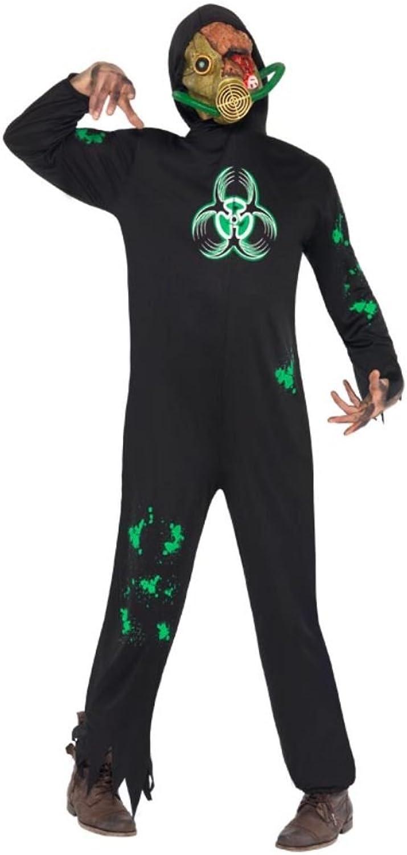 Biohazard Man Nuklear Zombie Mutant Kostüm Halloween B004MNKCG8 Hohe Qualität und günstig   | Schön geformt