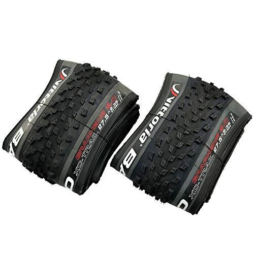 Vittoria Barzo G2.0 27.5 x 2.3 pulgadas TNT XC Trail Caring Fold TLR Neumático, 2 Neumáticos, VT2238