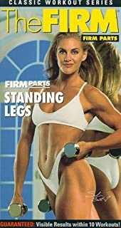 The Firm - Firm Parts: Standing Legs Classic Workout Series VHS