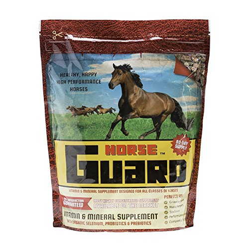 Horse Guard Equine Vitamin Mineral Supplement, 10lb