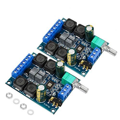 2Pcs Digital Amplifier Board