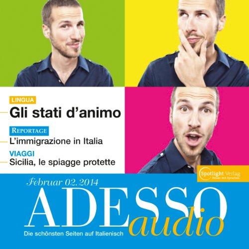 ADESSO Audio - Gli stati d'animo. 2/2014 Titelbild