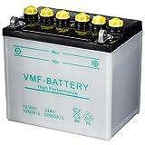 VMF Powersport Batería para motocicleta 12 V 24 Ah 12N24-3, marca