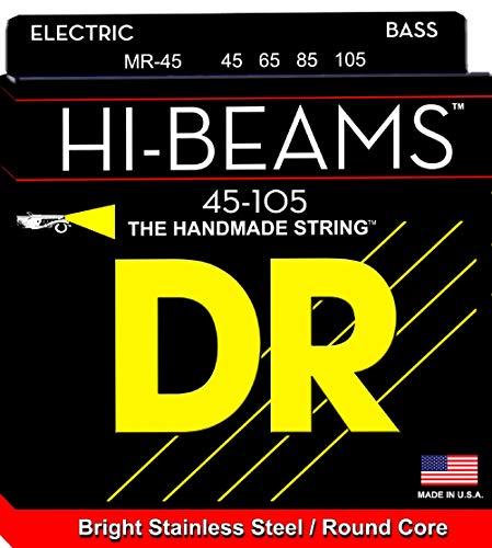 DR String MR-45 Hi-Beam Juego Cuerdas Bajo