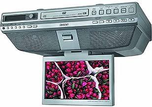 Sony ICF-DVD57TV Under the Cabinet LCD-TV / DVD / CD Clock Radio