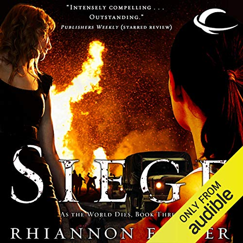 Siege Audiobook By Rhiannon Frater cover art