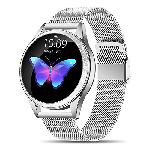 Yocuby Smart Watch für Damen Lady, IP68 ...