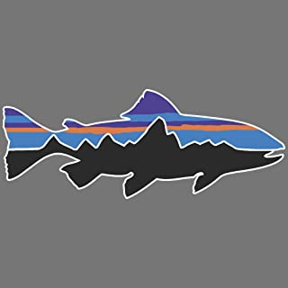 Best patagonia fish sticker Reviews