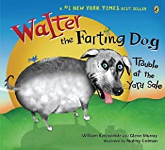 Walter farting Dog: تواجه مشكلة في الياردة للبيع