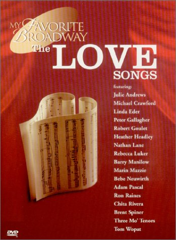 My Favorite Broadway - The Love Songs
