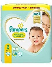 Pampers Premium Protection Luiers, onze Nummer 1 Luier voor Zachtheid en Bescherming van de Gevoelige Huid